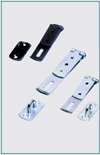 SPECIAL SAFETY HASP & STAPLES